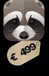 racoon_webpack_price